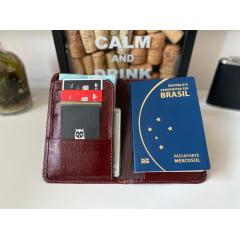Porta Passaporte Dubai Whisky